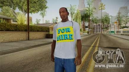 GTA 5 Special T-Shirt v9 für GTA San Andreas
