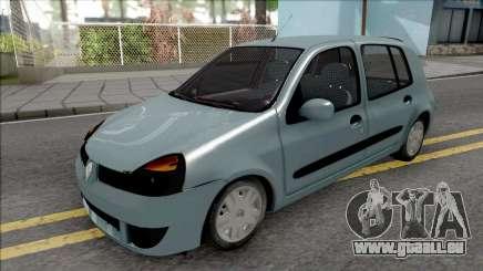 Renault Clio SFD für GTA San Andreas