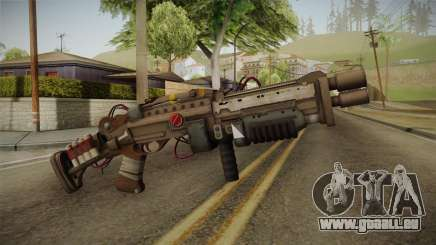 Joker Gun from Batman: Arkham Knight für GTA San Andreas