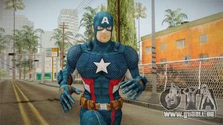Marvel Heroes - Captain America pour GTA San Andreas