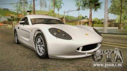 Ginetta G40 für GTA San Andreas