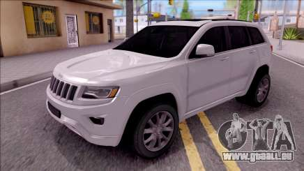 Jeep Grand Cherokee 2017 für GTA San Andreas