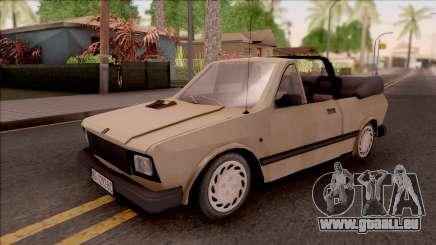 Yugo Koral 45 Kabrio für GTA San Andreas