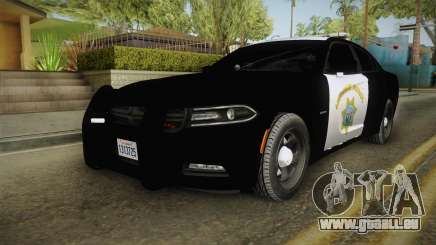 Dodge Charger CHP 2015 pour GTA San Andreas
