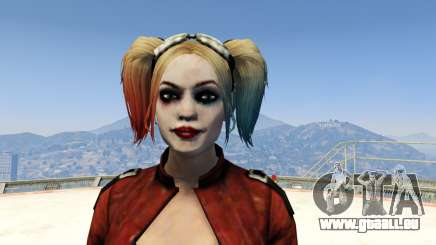 Harley Quinn from Injustice 2 pour GTA 5