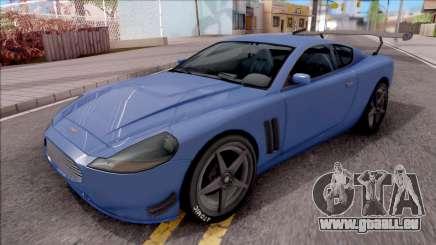 Dewbauchee Super GT LT für GTA San Andreas