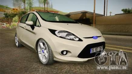 Ford Fiesta 1.4 TDCI pour GTA San Andreas