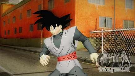 Goku Black Skin pour GTA San Andreas