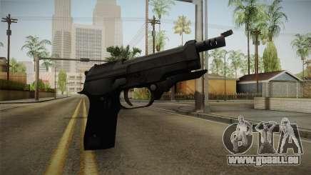 Mirror Edge Beretta M93R pour GTA San Andreas