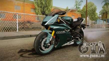 Yamaha R6 2017 für GTA San Andreas