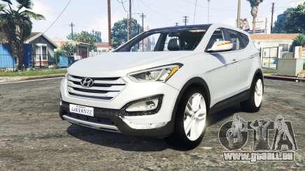 Hyundai Santa Fe (DM) 2013 [replace] pour GTA 5