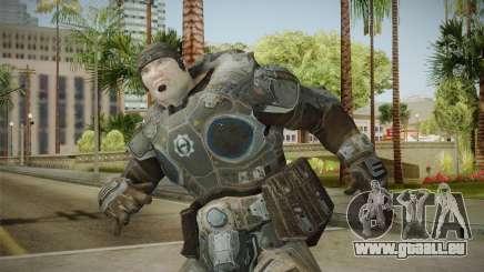 Marcus Fenix Skin v2 pour GTA San Andreas