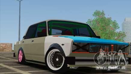 VAZ 2105 de Combat Classiques des Douanes pour GTA San Andreas