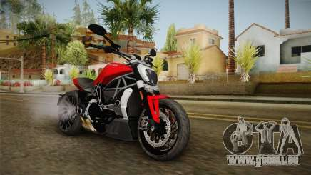 Ducati XDiavel S 2016 IVF für GTA San Andreas