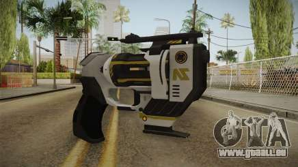 Planetside 2 - NS-357 Underboss pour GTA San Andreas