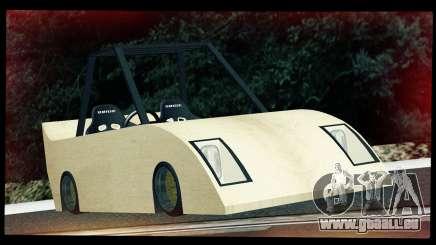 Nissan 180SX Plank pour GTA San Andreas