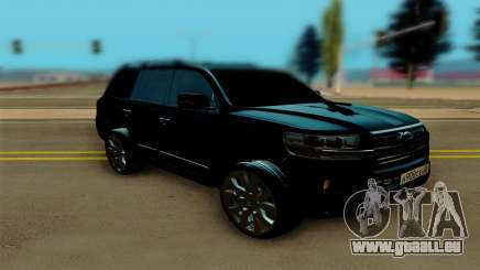 Toyota Land Cruiser 200 pour GTA San Andreas