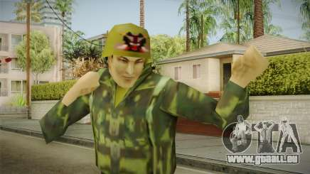 Army of the Republic of Vietnam pour GTA San Andreas