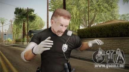 Mirror Edge Cop Patrol v1 pour GTA San Andreas