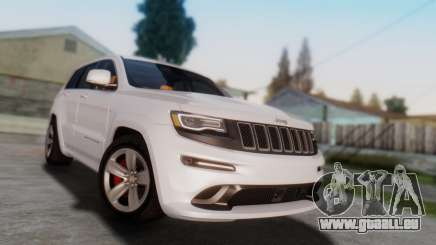 Jeep Grand Cherokee SRT 8 für GTA San Andreas