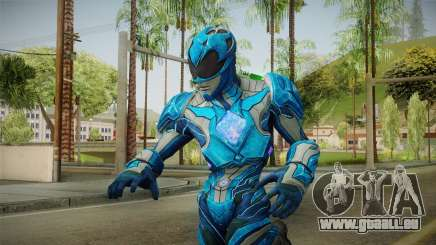 Blue Ranger Skin pour GTA San Andreas