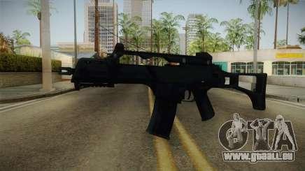Mirror Edge HK G36C pour GTA San Andreas