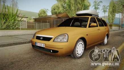 Lada Priora SW Sommerzeit für GTA San Andreas