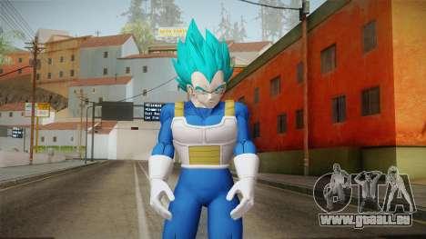 Vegeta Skin HD v4 pour GTA San Andreas