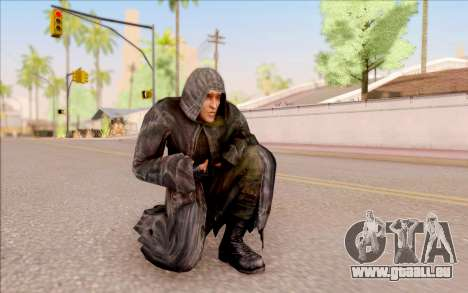 Un jeune Porc de S. T. A. L. K. E. R. pour GTA San Andreas