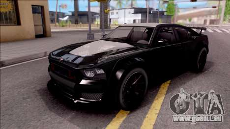 GTA V Bravado Buffalo Edition pour GTA San Andreas