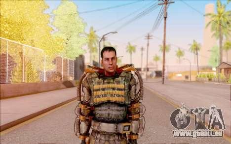 Degtyarev dans l'exosquelette de la Liberté de S pour GTA San Andreas