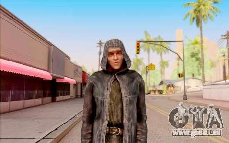 Un jeune Porc de S. T. A. L. K. E. R. pour GTA San Andreas troisième écran