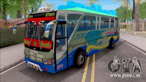New Khan Bus G für GTA San Andreas