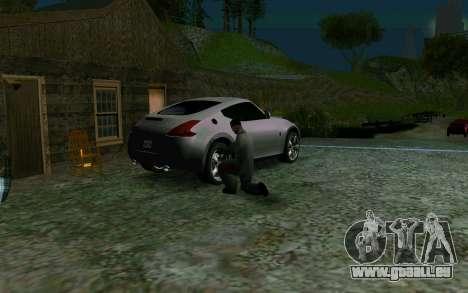 Illegale Abriss Maschinen für GTA San Andreas her Screenshot