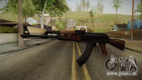 Call of Duty WWII AK-47 für GTA San Andreas