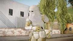 Star Wars Battlefront 3 - SnowTrooper DICE
