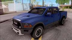 Dodge Ram Rebel 2017