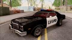 Ford Gran Torino Police LVPD 1975 v2