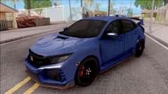 Honda Civic Type-R 2017 pour GTA San Andreas