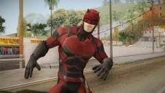 Marvel Heroes - Daredevil Netflix Skin