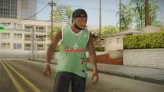 Grove Street Families Remastered Skin 3