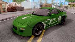 Mazda RX-7 NFS Undercover v2 pour GTA San Andreas