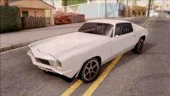 Chevrolet Camaro Z28 1970 SA Style Low Poly