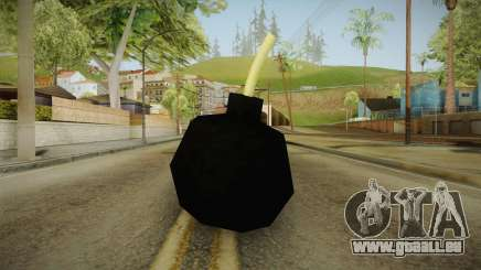 Cartoonish Bomb für GTA San Andreas