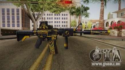 SFPH Playpark - Antique M4A1 pour GTA San Andreas