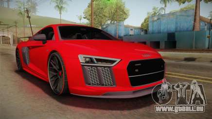 Audi R8 Vorsteiner pour GTA San Andreas