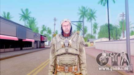 Wolf von S. T. A. L. K. E. R für GTA San Andreas