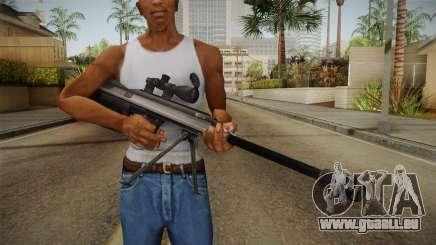 Barrett XM500 für GTA San Andreas