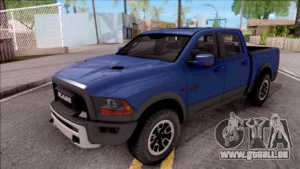 Dodge Ram Rebel 2017 für GTA San Andreas