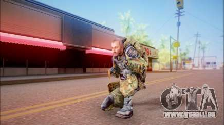 Die CEP von S. T. A. L. K. E. R für GTA San Andreas